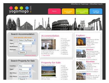 Yogomogo.com - Estate portals