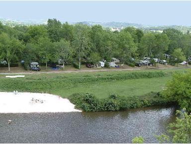 Camping le Rocher de la Granelle - Camping & emplacements caravanes