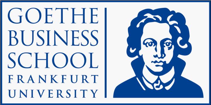 Goethe business school business schools mbas in for Corporate design uni frankfurt