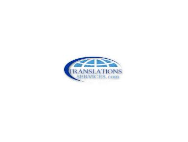Servicios de Traducciones - Traducciones