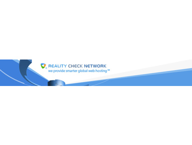 Reality Check Network - Hosting & domains
