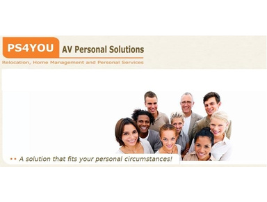 AV Personal Solutions -PS4YOU Expat & Relocation Support - Relocation services