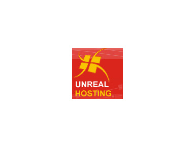 Unreal Hosting - Hosting & domains