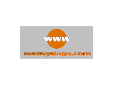 Malagalogo - Webdesign