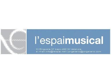 L´ESPAI MUSICAL, escuela de música - Music, Theatre, Dance