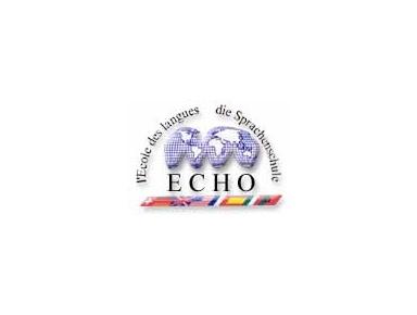 Echo-l'Ecole des langues Sàrl - Ecoles de langues