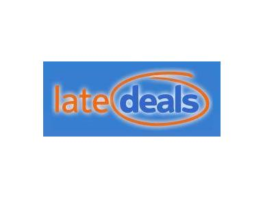 Last Minute Holidays - Latedeals - Travel sites
