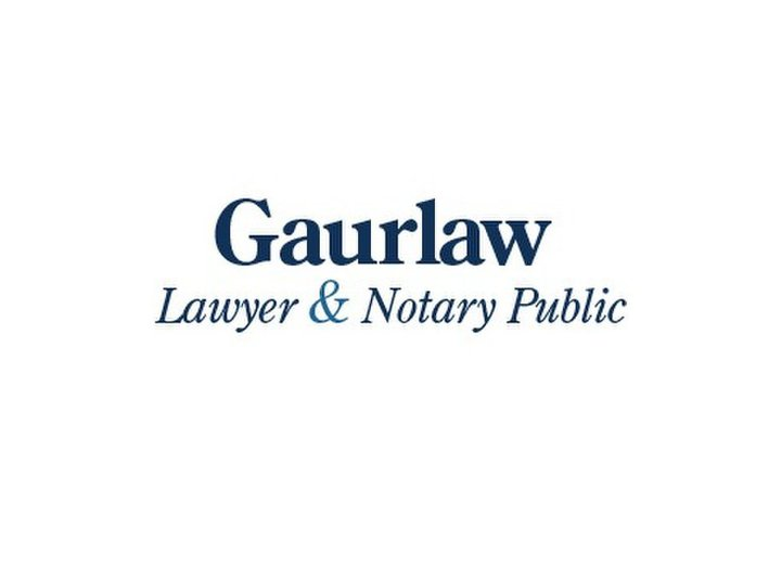 Varinder Gaur, Lawyer & Notary Public - Lawyers and Law Firms