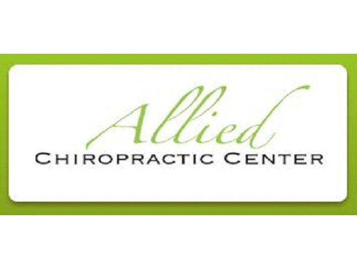 Allied Chiropractic Center - Alternative Healthcare