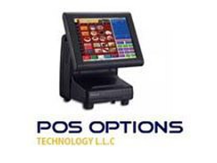 POS-Optionen Technologie - Business & Networking