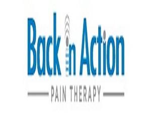 Back In Action Phoenix - Spas
