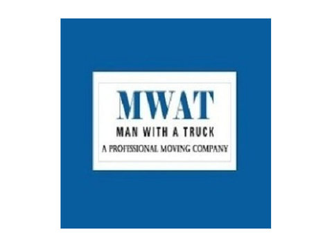 Man With A Truck Moving Company - Removals & Transport