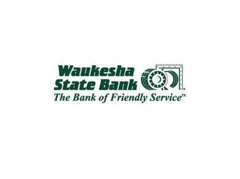 Waukesha State Bank - Τράπεζες