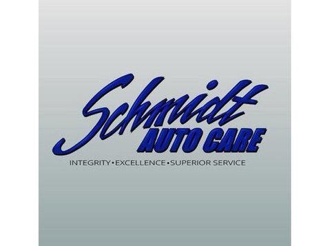 Schmidt Auto Care - Reparação de carros & serviços de automóvel