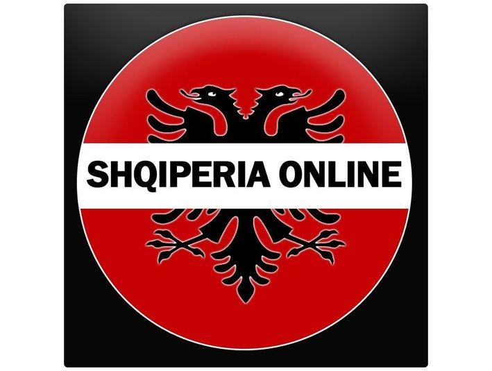 Shqiperia Online - TV, radio & presse