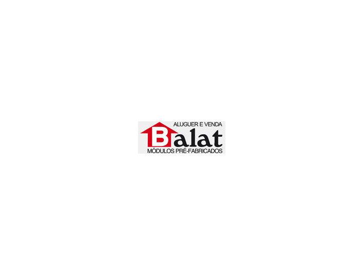 Balat Modulos Pre-fabricados - Gestão de Projetos de Construção