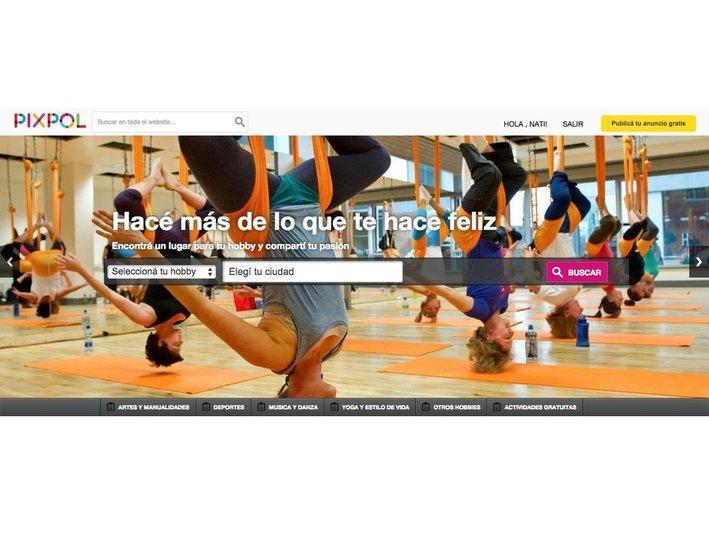Pixpol - Deportes