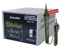 Elevadores de tensión y estabilizadores 011- 48492747 (3) - Electricidad, gas, agua