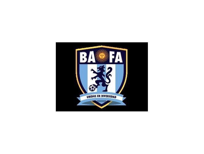FC BAFA (Buenos Aires Futbol Amigos) - Sports