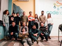 Coderiders (3) - Business & Networking