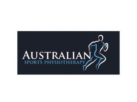 Australian Sports Physiotherapy - Alternative Healthcare