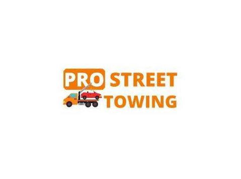 Pro Street Towing of Bundoora - Removals & Transport