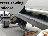 Pro Street Towing of Bundoora (1) - Removals & Transport