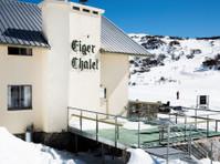 Eiger Chalet & White Spider Restaurant & Bar (1) - Hotels & Hostels