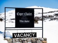 Eiger Chalet & White Spider Restaurant & Bar (6) - Hotels & Hostels