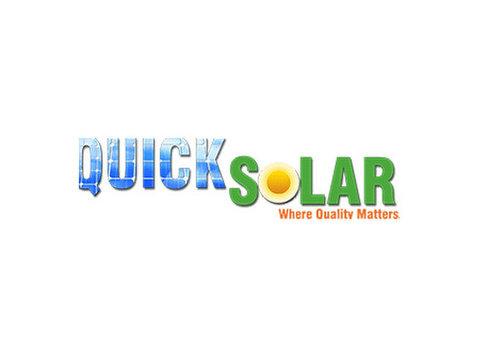 Quick Solar - Solar, Wind & Renewable Energy