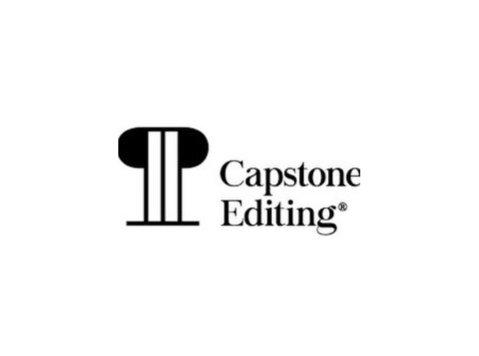 Capstone Editing Sydney | Academic Editing Services - Consultancy