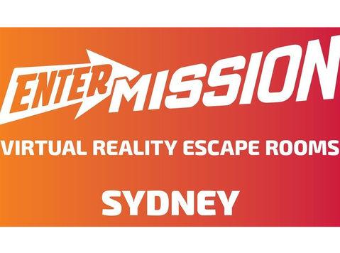 Entermission Sydney - Virtual Reality Escape Rooms - Children & Families