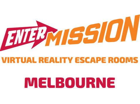 Entermission Melbourne - Virtual Reality Escape Rooms - Children & Families