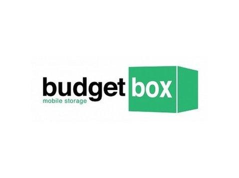 Budget Box Mobile Storage - Storage