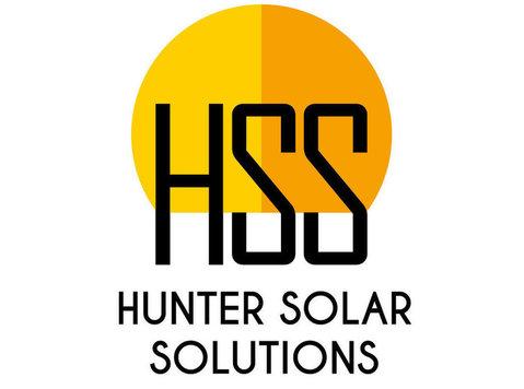 Hunter Solar Solutions - Solar, Wind & Renewable Energy