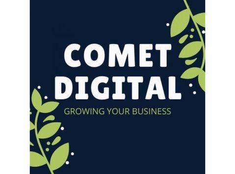 Comet Digital - Webdesign