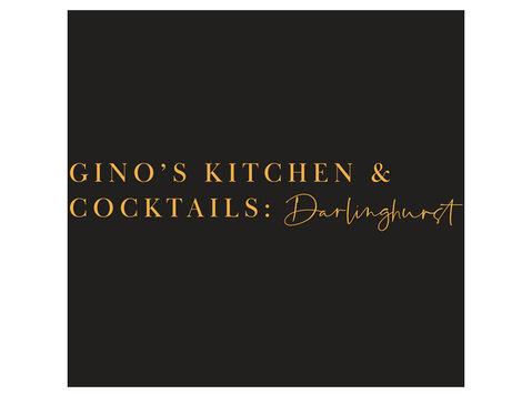 Gino's Kitchen & Cocktails: Darlinghurst - Restaurants