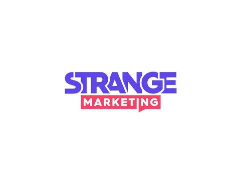 Strange Marketing -Website Design Company Sydney - Webdesign