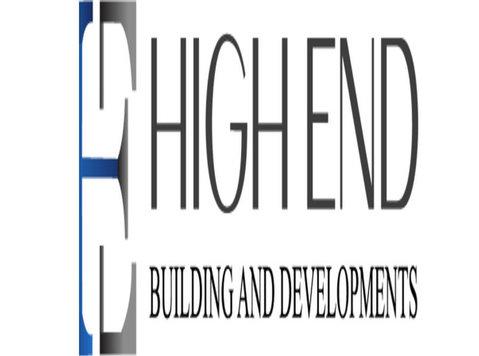 High End Building & Developments - Builders, Artisans & Trades