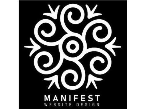 Manifest Website Design - Webdesign