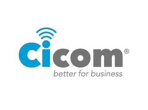 Cicom - Počítačové prodejny a opravy