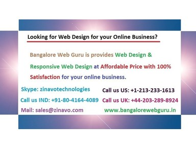 Santhosh WebGuru, Web Design and Development - Webdesign