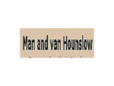 Man and van Hounslow - Removals & Transport
