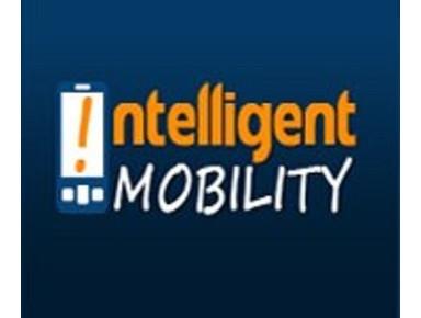Intelligent Mobility - Webdesign