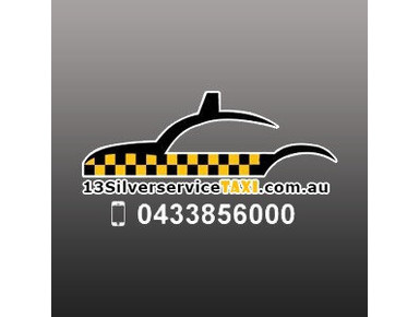 13 Silver Service Taxi - Car Transportation
