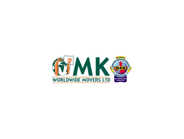 M.k.worldwide Movers Ltd - Accommodation services