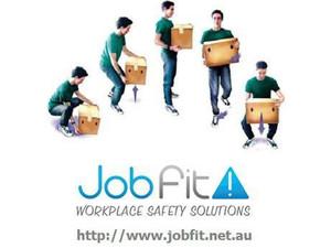 Job Fit - Manual Handling Training - Ausbildung Gesundheitswesen