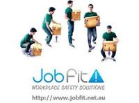 Job Fit - Manual Handling Training - Health Education