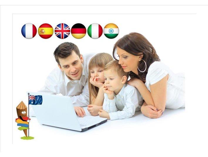 Kirkby Dalton Ltd - Online Language Learning - Online courses