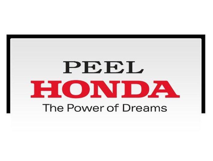 Peel Honda - Car Dealers (New & Used)